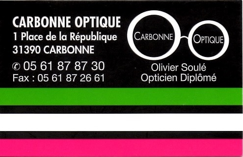 CARBONNE OPTIQUE